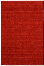Morgenland Kelim Teppich FANCY 300 x 200 cm Rot
