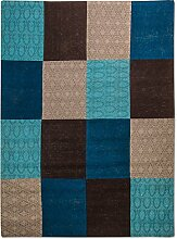Morgenland Patchwork Teppich WEYS 300 x 200 cm