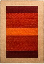 Morgenland Teppich Gabbeh Loribaft HEMILIO 150 x