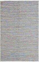 Morgenland Teppich Kelim ARVIN 200 x 200 cm Rund