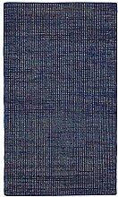 Morgenland Teppich Kelim ARVIN 240 x 170 cm Blau