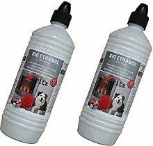 Moritz 2 Liter Bio Ethanol > 95% - 96,6%