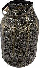 Moritz Windlicht orientalisch alt Gold Durchmesser