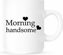 Morning Handsome–Lovely Partner/Frau/Mann