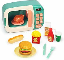 Morningtime Mikrowelle Spielzeug für Kinder