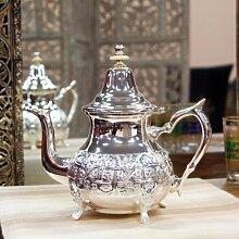 Moroccan Bazaar Große marokkanische Teekanne,