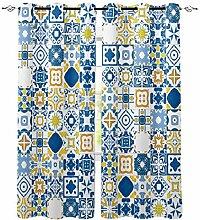 Morokko Moderne Fenster Vorhänge für Wohnzimmer