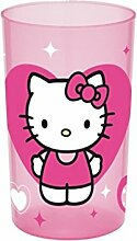 Mosa-Import 039125 Hello Kitty Becher, 10,5 x 6 cm