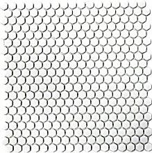 Mosaik Fliese ECO Recycling GLAS Hexagon Enamel