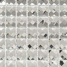 Mosaik Fliese Transluzent kristall Glasmosaik