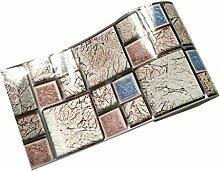 Mosaik Fliesenaufkleber Fliesenbild Fliesen