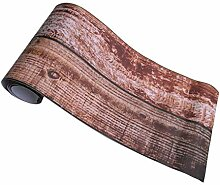 Mosaik Holzoptik Bodenfliesen Fliesen Aufkleber