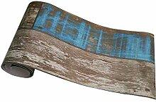 Mosaik Holzoptik Fliesenaufkleber Fliesenfolie