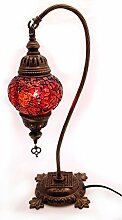 Mosaik Lampe Stehlampe Beistelllampe Tischleuchte