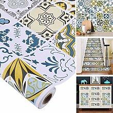 Mosaikfliese Klebefolie Fliesen Tapete