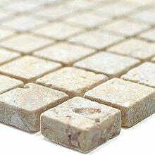 Mosaikfliesen Limestone Garbagna Beige 23 |