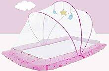Moskitonetz Bett,Baby Moskitonetz Atmungsaktiv