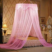 Moskitonetze, Decken, Verschlüsselung, Spitze-Spitze, Prinzessin, runde Spitze, Heimtextilien , 2 , 150cm