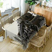 Moslion Tischdecke für Tischdecke, Motiv
