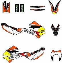 Motocross-Aufkleber Aufkleber Aufkleber for KTM