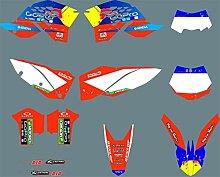 Motocross-Aufkleber for KTM 07-11 Motorrad