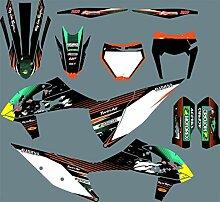 Motocross-Aufkleber for KTM 2020 Graphics