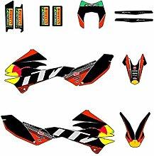 Motocross-Aufkleber for KTM SMCR 690 2012-2018