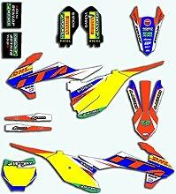 Motocross-Aufkleber for KTM SX 85 komplette