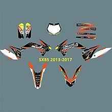 Motocross-Aufkleber for KTM SX85 2013-2017