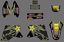 Motocross-Aufkleber GraphicsDECALS Aufkleber for