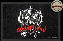 Motörhead Fußmatte Skull Logo Warpig Fussmatte