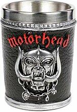 Motörhead Schnapsbecher - Warpig Logo |