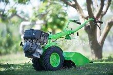 Motorisierte Gartenfräse MAB 203Lombardini