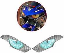 Motorrad 3D Frontverkleidung Scheinwerfer