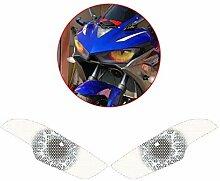 Motorrad-Scheinwerfer-Aufkleber, 3D, für YZF-R3
