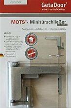 MOTS Mini Türschließer silber