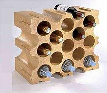 Mottez B229V Aufbewahrungsschrank für Flaschen,