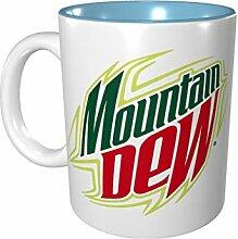 Mountain Dew Farbige Tasse Porzellan Tasse 330 ml