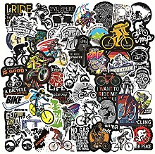 Mountainbike-Sticker wasserdicht DIY Skateboard