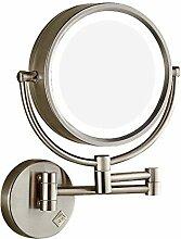 Mounted Vanity Mirror Swivel Badezimmerspiegel_LED