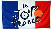 Mountfly Flagge Le Tour de France Fahne für