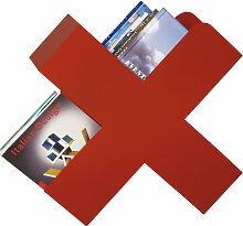 Mox - Bukan Zeitschriftenhalter, rot