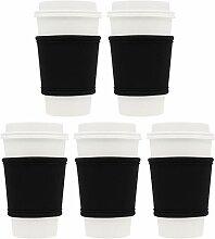 MOXIE Kaffeebecher-Hülsen - Premium Neopren