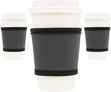 MOXIE Kaffeebecher Sleeves - Premium Neopren