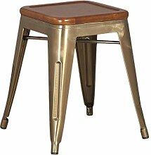 Moycor Stühle Hocker Brushed, 39x 39x 45cm