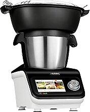 MPM iCoook MRK-18 Multifunktions-Küchenmaschine,