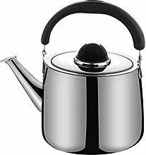 MQJ Whistling Tee Kessel Edelstahl Teekanne Für