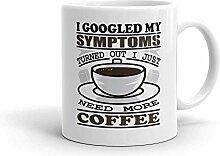 MQJJ Ich brauche gerade mehr Kaffee Lustiger Humor