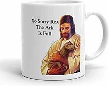 MQJJ Sorry Rex Die Arche ist voller lustiger Humor