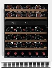 mquvee Einbau-Weinkühlschrank - Winecave 60D